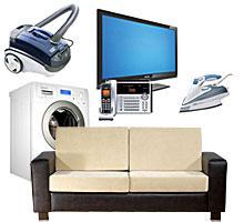 Электрооборудование и мебель