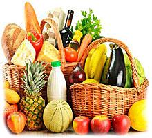 Декларирование продуктов питания