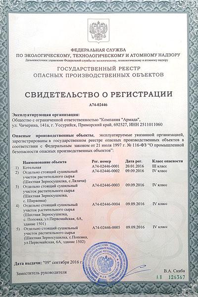 получение лицензии Ростехнадзора